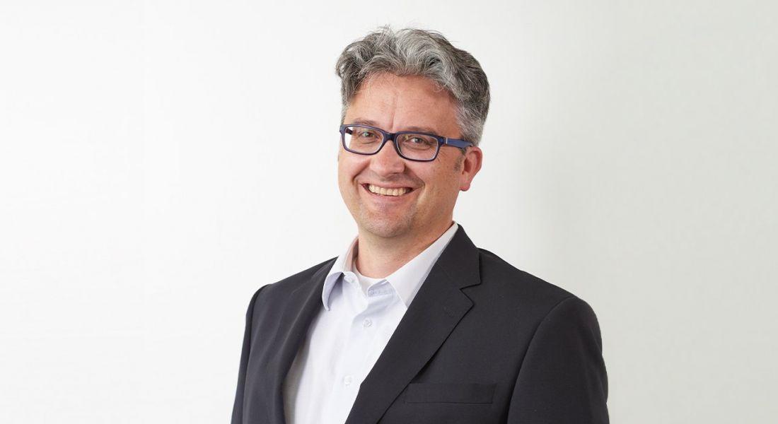 Neuer Geschäftsführer Holger Popp