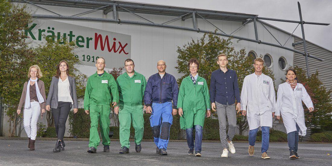 Mitarbeiter Kräuter Mix